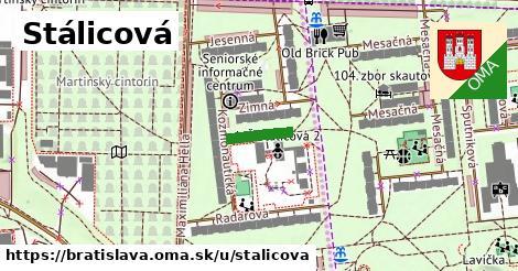 Stálicová, Bratislava