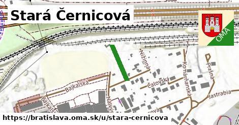 Stará Černicová, Bratislava