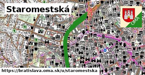 Staromestská, Bratislava