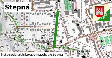Štepná, Bratislava