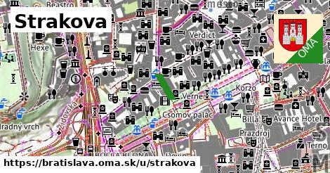 Strakova, Bratislava