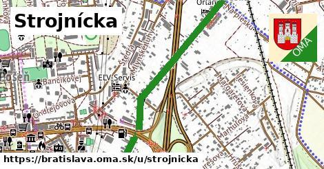 ilustrácia k Strojnícka, Bratislava - 0,98km
