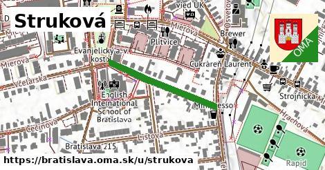 Struková, Bratislava