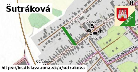 Šutráková, Bratislava