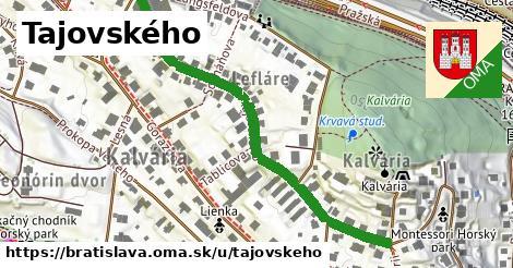 ilustrácia k Tajovského, Bratislava - 559m