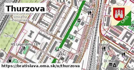 ilustrácia k Thurzova, Bratislava - 464m