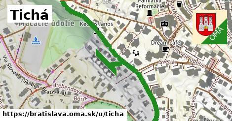 ilustrácia k Tichá, Bratislava - 0,70km