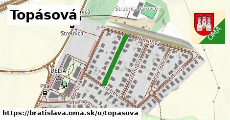 Topásová, Bratislava