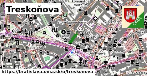 Treskoňova, Bratislava