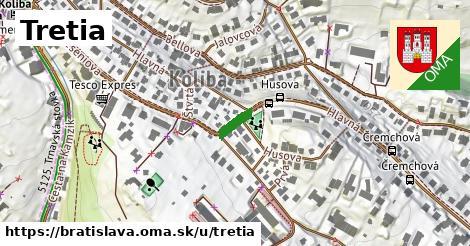 Tretia, Bratislava