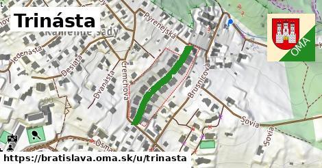 Trinásta, Bratislava