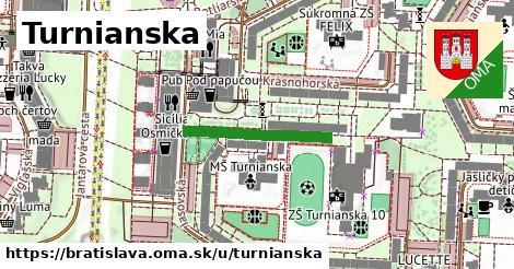 Turnianska, Bratislava