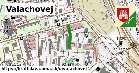Valachovej, Bratislava