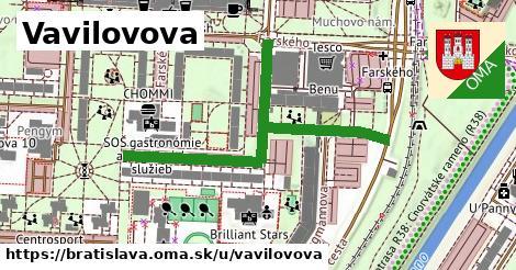 Vavilovova, Bratislava