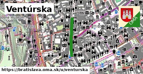 Ventúrska, Bratislava