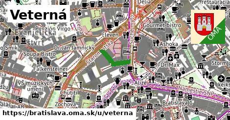 Veterná, Bratislava