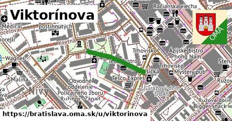 Viktorínova, Bratislava
