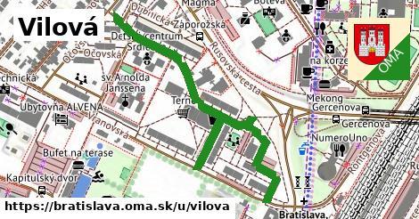 Vilová, Bratislava
