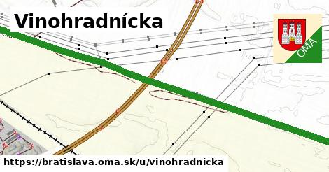 ilustrácia k Vinohradnícka, Bratislava - 4,5km