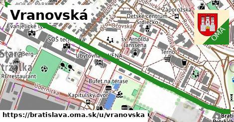 ilustrácia k Vranovská, Bratislava - 0,81km