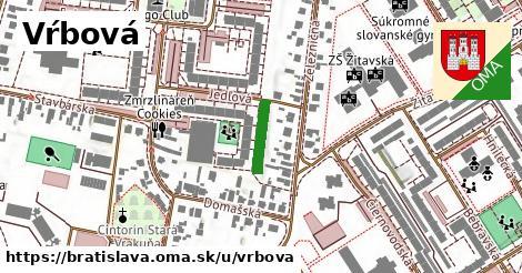 Vŕbová, Bratislava