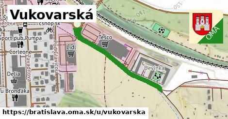 Vukovarská, Bratislava