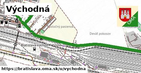 ilustrácia k Východná, Bratislava - 1,79km