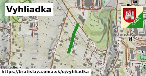 Vyhliadka, Bratislava