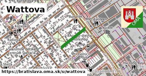 Wattova, Bratislava