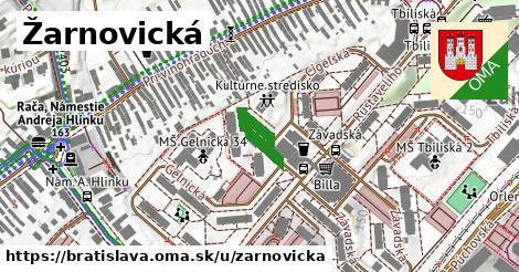 Žarnovická, Bratislava