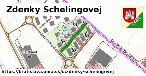 Zdenky Schelingovej, Bratislava