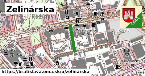 Zelinárska, Bratislava