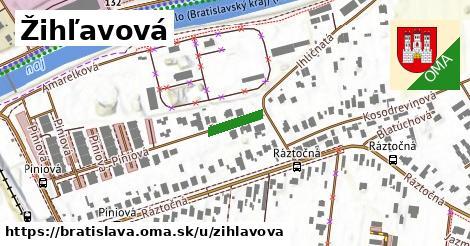 Žihľavová, Bratislava