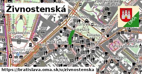 Živnostenská, Bratislava