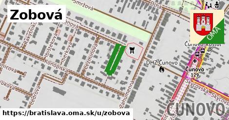 Zobová, Bratislava