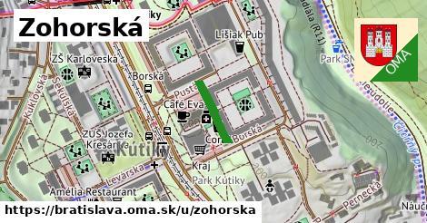 Zohorská, Bratislava