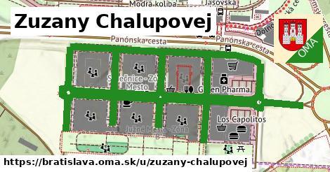 Zuzany Chalupovej, Bratislava