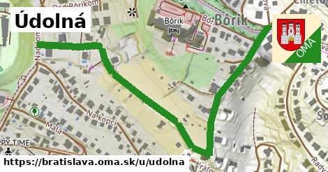 ilustrácia k Údolná, Bratislava - 0,85km