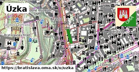 ilustrácia k Úzka, Bratislava - 192m