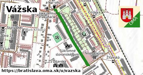 ilustrácia k Vážska, Bratislava - 347m
