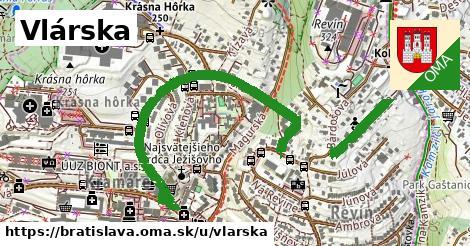 ilustrácia k Vlárska, Bratislava - 1,24km