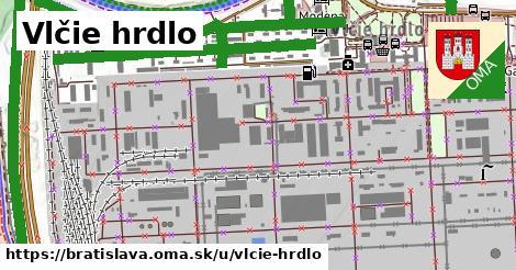 ilustrácia k Vlčie hrdlo, Bratislava - 4,4km