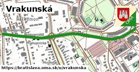 ilustrácia k Vrakunská, Bratislava - 0,74km