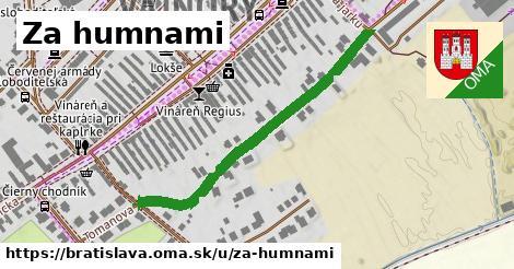 ilustrácia k Za humnami, Bratislava - 443m