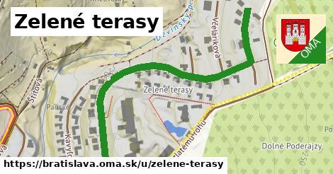 ilustrácia k Zelené terasy, Bratislava - 0,73km