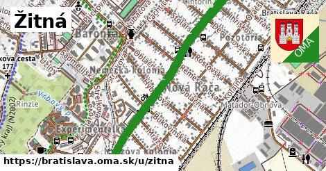 ilustrácia k Žitná, Bratislava - 2,2km