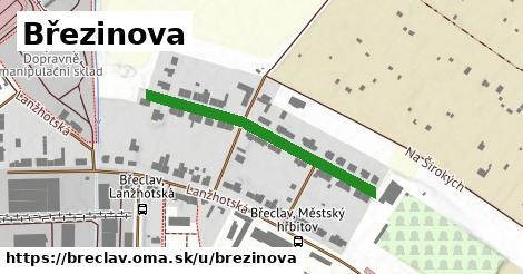 ilustrácia k Březinova, Břeclav - 360m