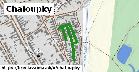 ilustrácia k Chaloupky, Břeclav - 475m