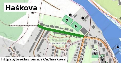 ilustrácia k Haškova, Břeclav - 290m