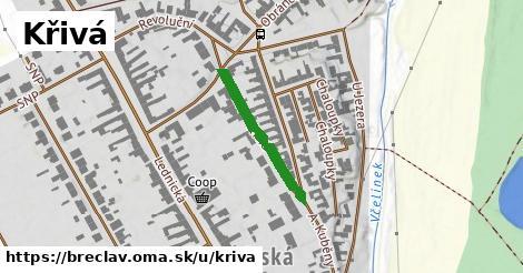 ilustrácia k Křivá, Břeclav - 221m